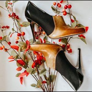 Jessica Simpson ankle heels
